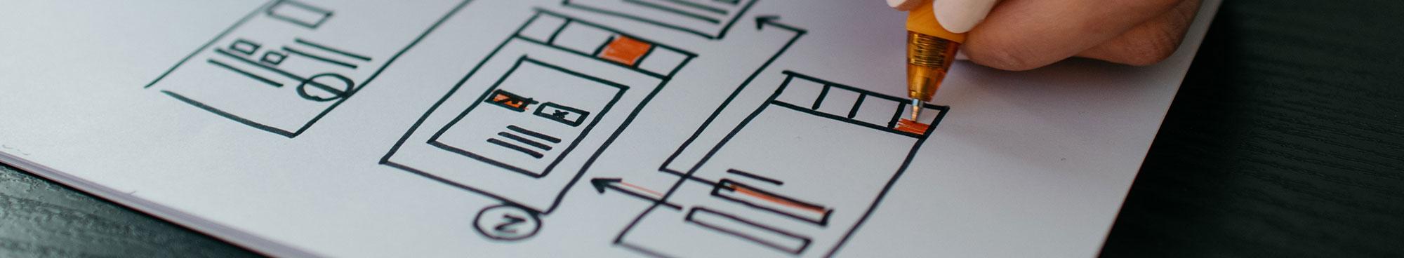 Weboldal tervezés mi alapján történik?